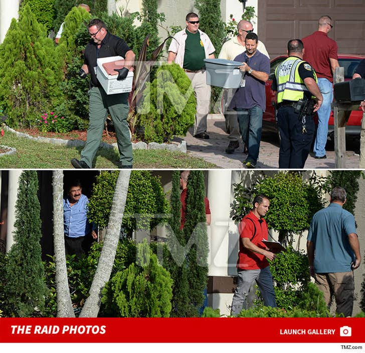 Omar Mateen -- Police Raid Father's House
