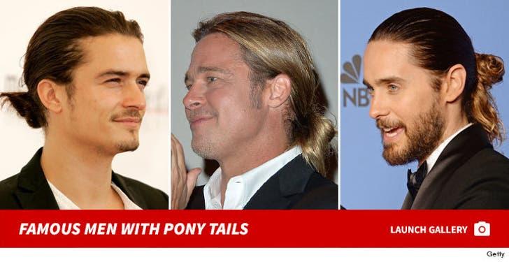 Famous Men -- Pony Up!