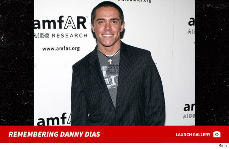 Remembering Danny Dias