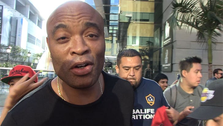 Anderson Silva Says Son Can Be Better Fighter than Him, He Sometimes Beats Me!!