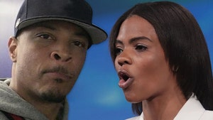 T.I. Asks Candace Owens When Was America Great at REVOLT TV Summit
