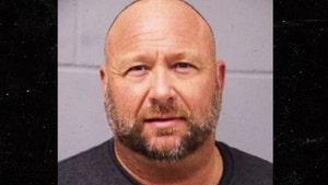 'InfoWars' Host Alex Jones Arrested for DWI in Texas