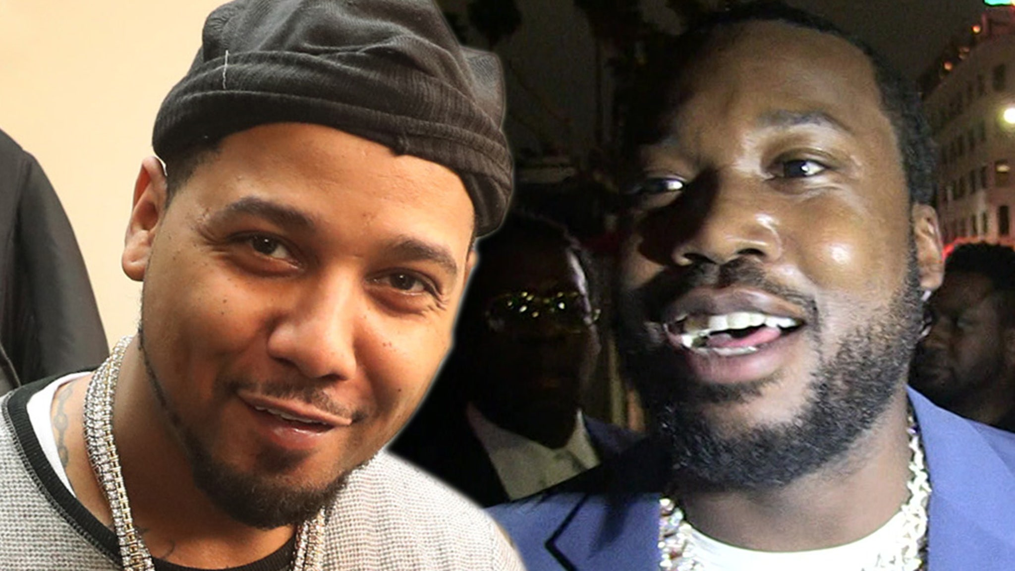 Juelz Santana's Prison Release Assisted By Meek Mill thumbnail