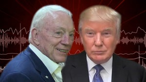 Jerry Jones 'Very Confident' Trump Will Beat COVID, 'Hardest Worker Ever'