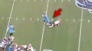 NFL's Teair Tart Banned For Stomping On Browns Star In Dirty Play Caught On Video