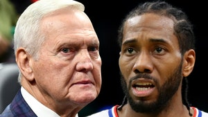 Jerry West Sued By Man Claiming He Helped Clips Get Kawhi Leonard, You Owe Me 2.5 Mil!