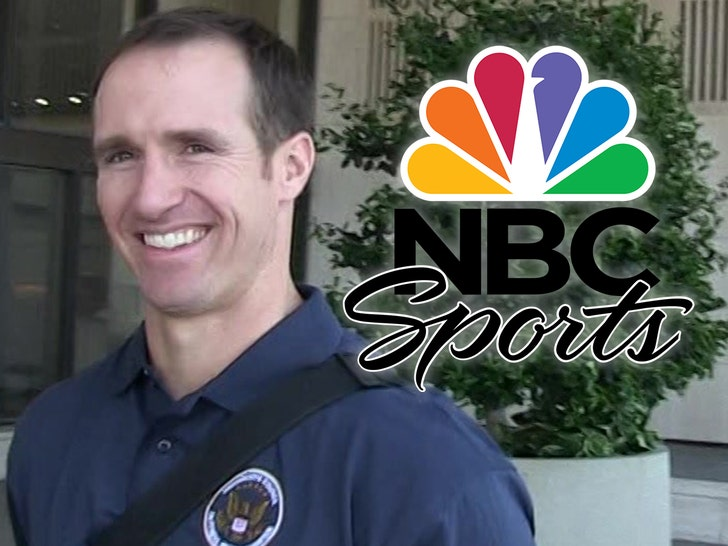 Saints' Drew Brees rejects ESPN, selects NBC for future broadcasting career