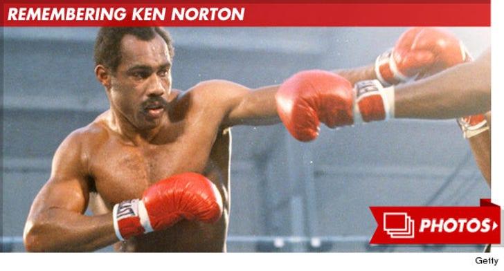 Remembering Ken Norton