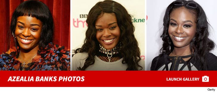 Azealia Banks -- Through the Years