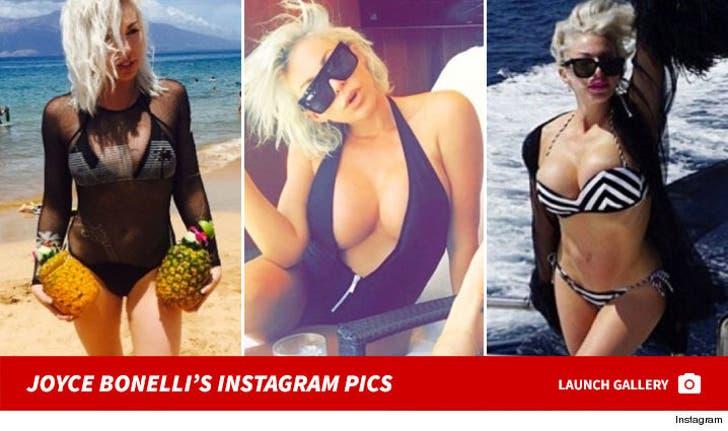 Joyce Bonelli's Instagram Pics