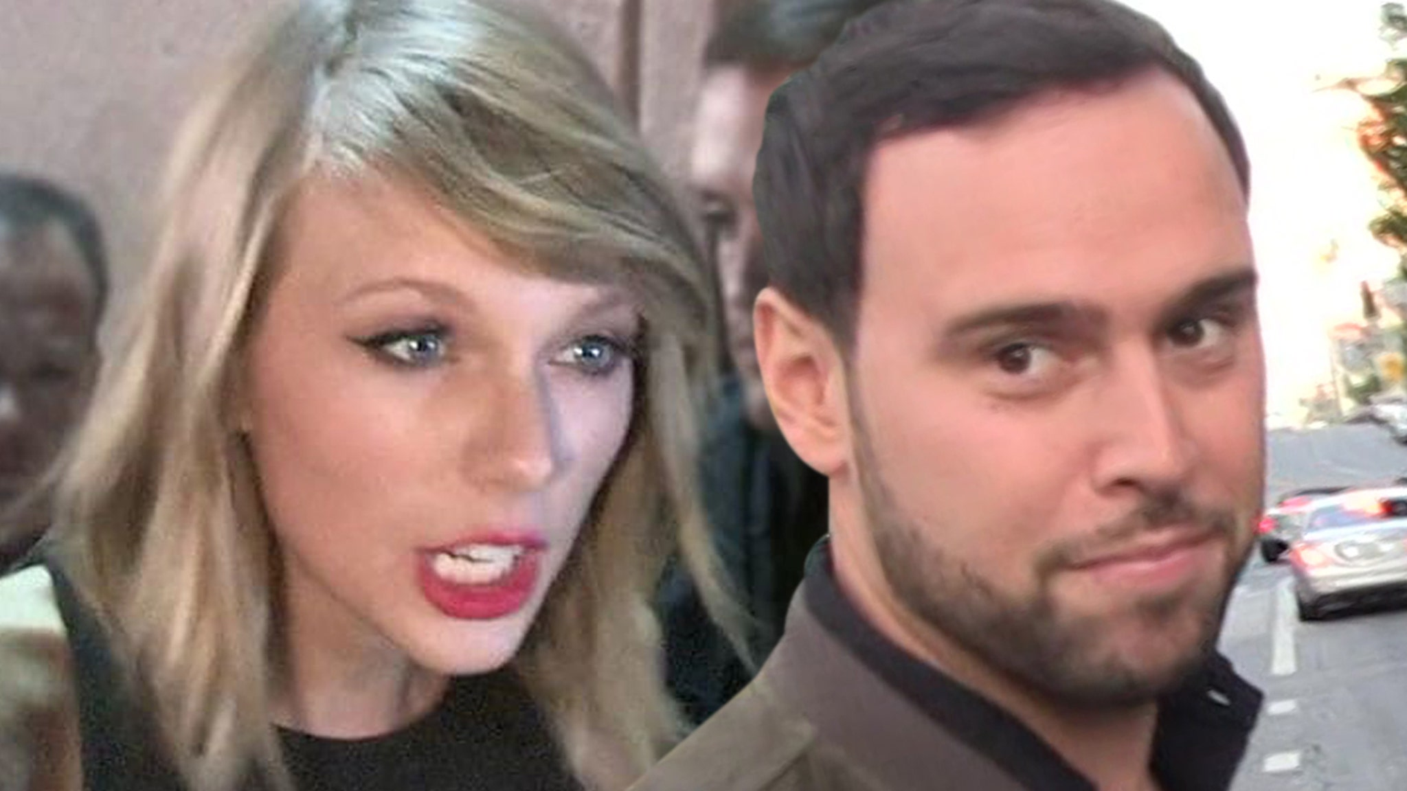 Taylor Swift's Old Music Flourishing After Scooter Braun Feud - TMZ thumbnail