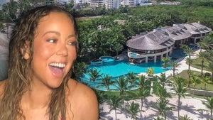 Mariah Carey Celebrates Milestones in Massive Dominican Republic Pad