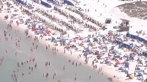 Florida Governor Refuses to Close Beaches, Miami Mayor Steps Up