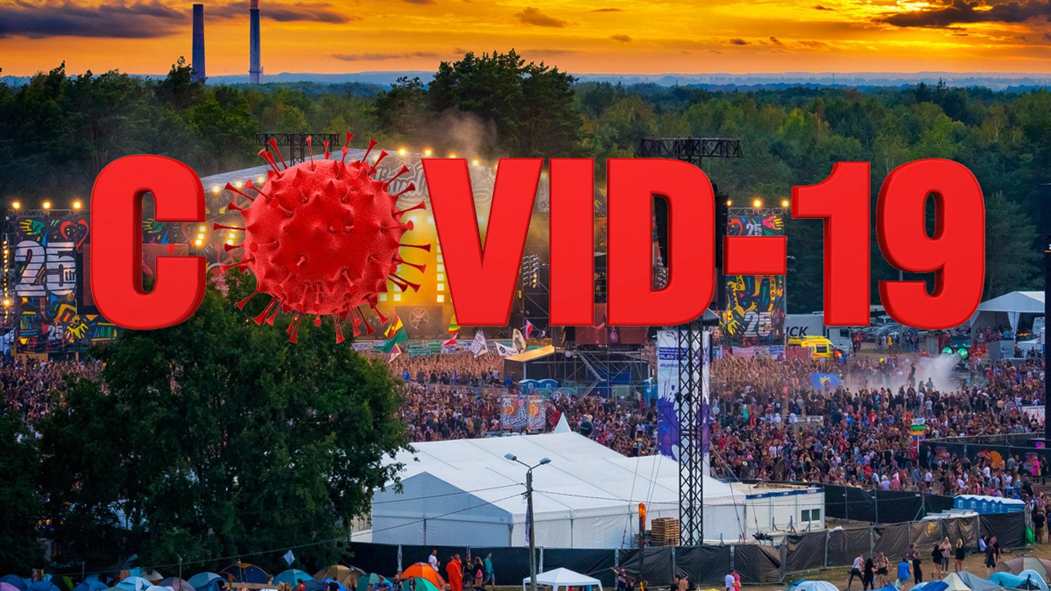 Pandemic Insurance Won't Save Music Festivals