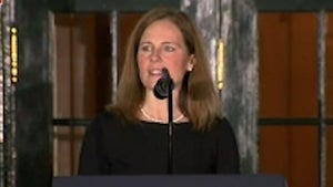 Amy Coney Barrett Confirmed to Supreme Court of U.S.