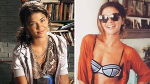 Jessica Szohr's Hot Shots