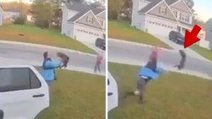 Rabid Bobcat Attacks Woman in Wild Video