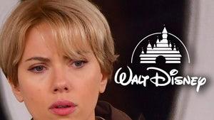 Scarlett Johansson Sues Disney Over 'Black Widow,' Mouse House Fires Back