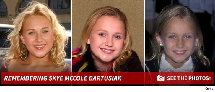 Remembering Skye McCole Bartusiak