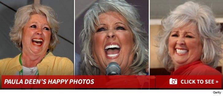 Paula Deen -- Happier Times