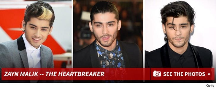 Zayn Malik -- The Heartbreaker