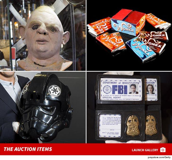 Prop Store Auction Items