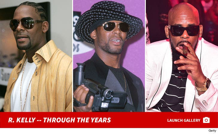 R. Kelly -- Through The Years