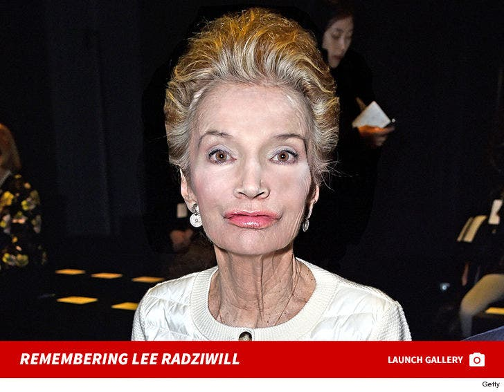 Remembering Lee Radziwill