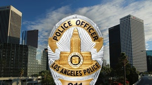 Dallas Shootings -- LAPD Doubles Down on Security