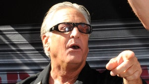 'Storage Wars' Star Barry Weiss Hospitalized After Motorcycle Wreck