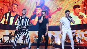 Jonas Brothers Kick Off Happiness Begins Tour and Wives Join Them