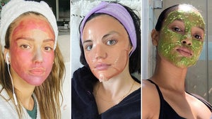 Self-Care Quarantine Face Masks -- Spa In Place!