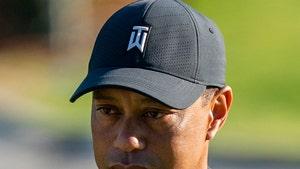 Tiger Woods Crash Blamed on Speed, Hit Tree at 75 MPH, Golfer Thanks Responders