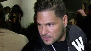 Ronnie Ortiz-Magro Arrested for Domestic Violence in Los Angeles