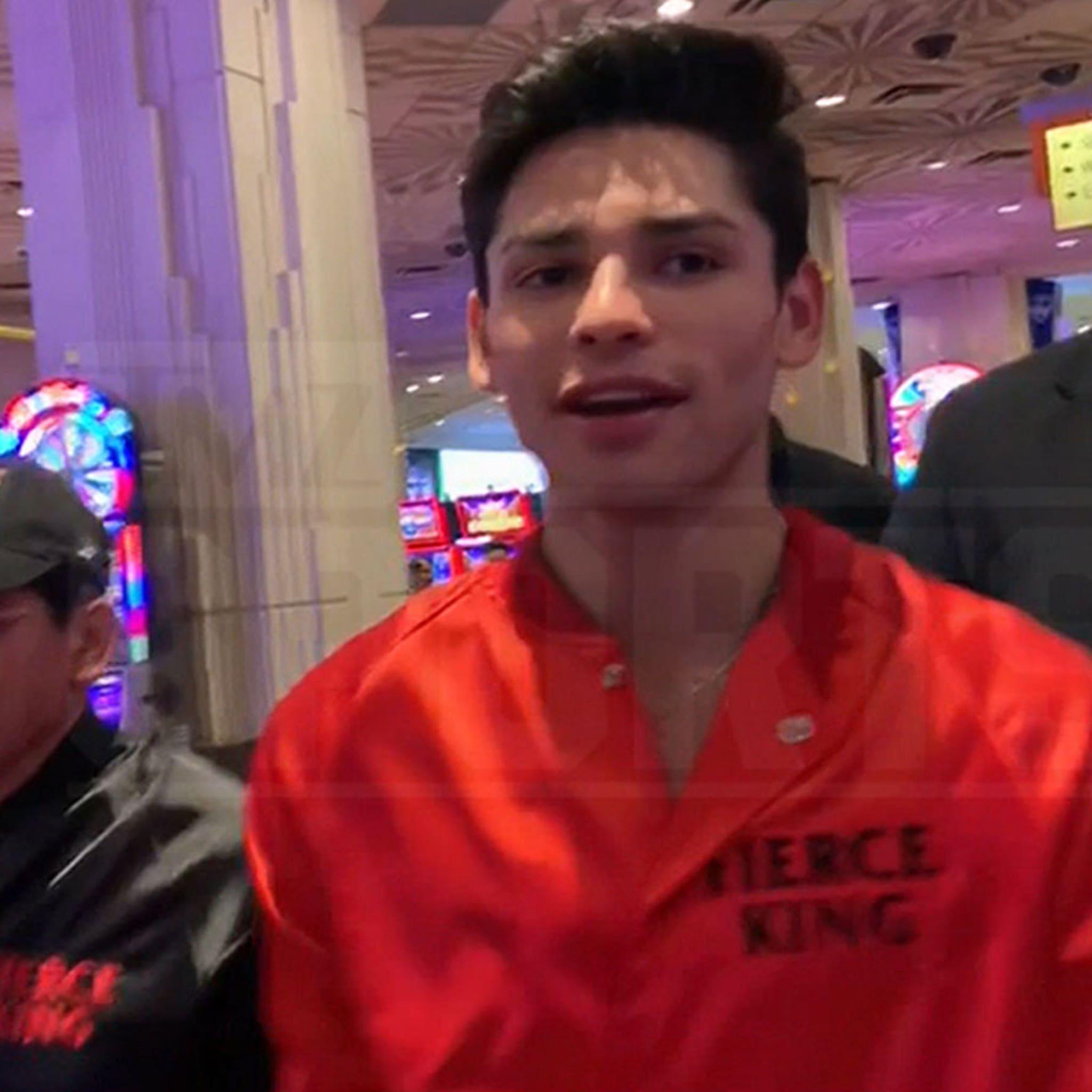 Boxer Ryan Garcia On Logan Paul Vs Ksi Expanding His: Flipboard: Ryan Garcia Puts Gervonta Davis & Lomachenko On