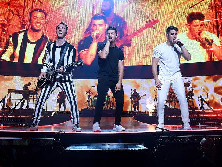 Jonas Brothers 'Happiness Begins' Opening Night in Miami