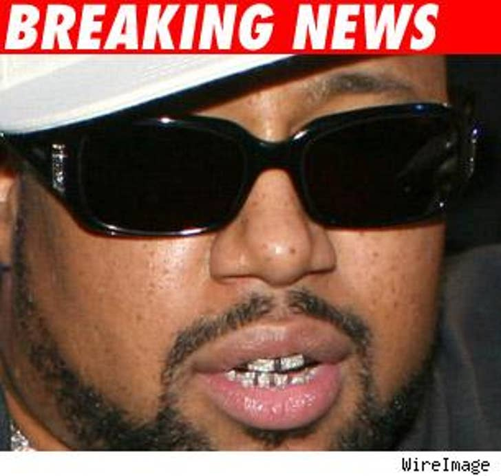 Rapper Pimp C Found Dead in Hollywood Hotel Room
