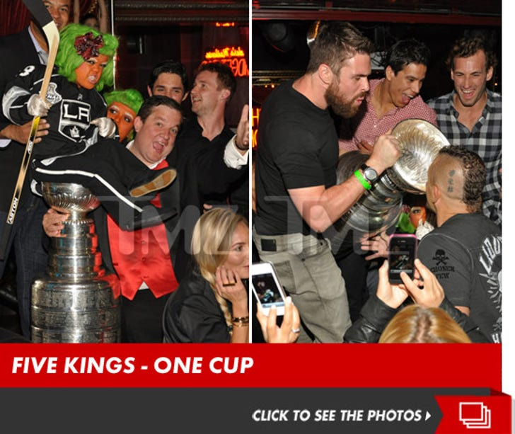 The Stanley Cup Parties at Beacher's Madhouse