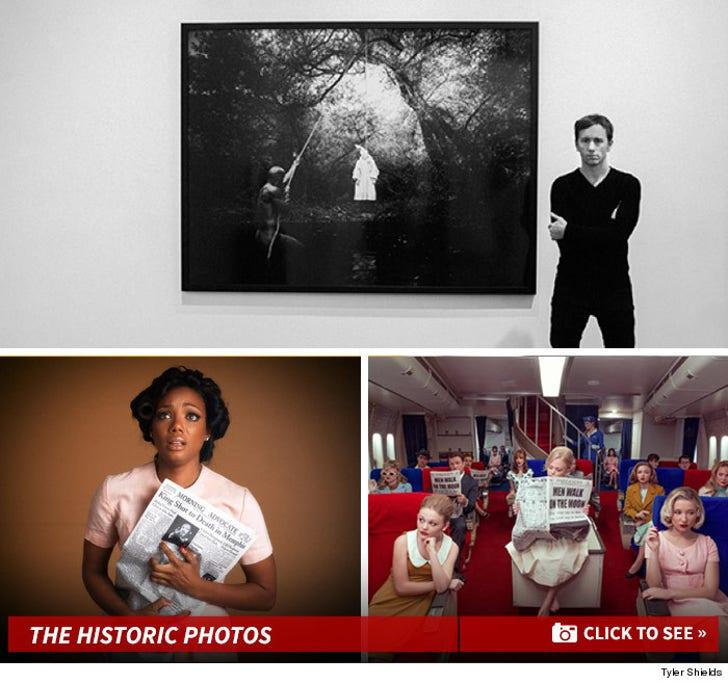 Tyler Shields -- The Historic Photo Expo