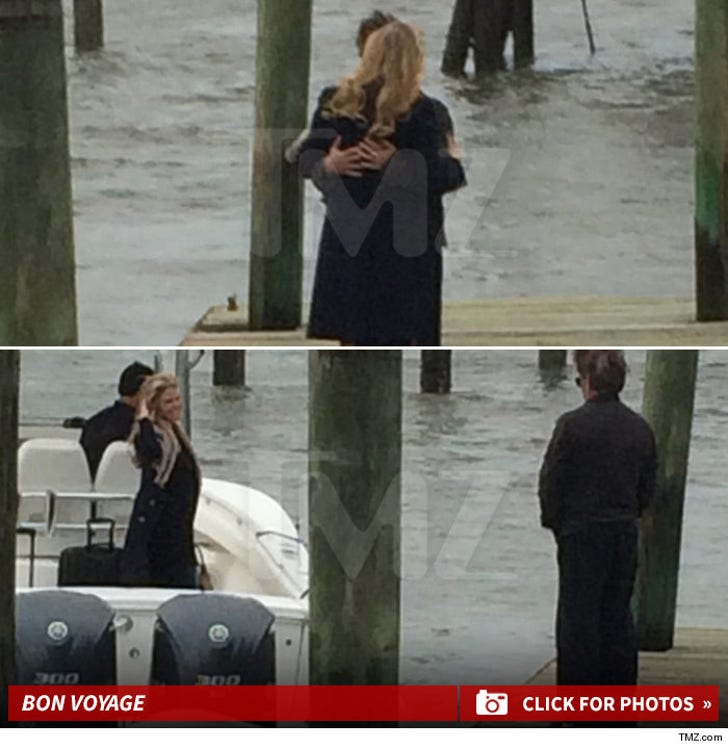 Christie Brinkley & John Cougar Mellencamp -- Parting Is Such Sweet Sorrow