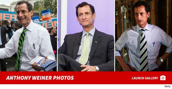 Anthony Weiner Photos