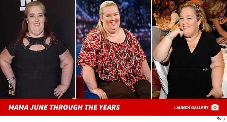Mama June Photos