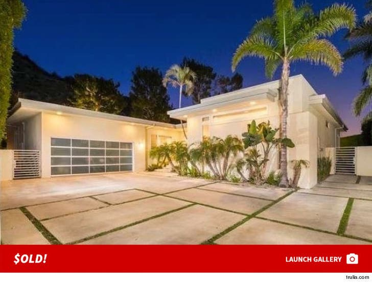 Kris Humphries' Beverly Hills Home -- Sold!