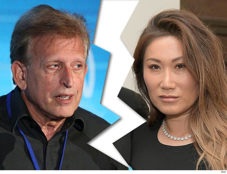 Maleficent' Producer Joe Roth Files for Divorce