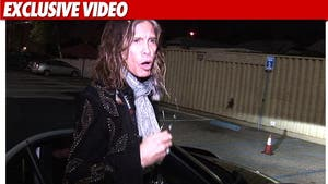 Steven Tyler: Just Say No ... to Singing Aerosmith