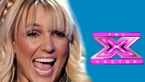 Britney Spears -- Quitting 'X Factor' was 'Very Difficult Decision'