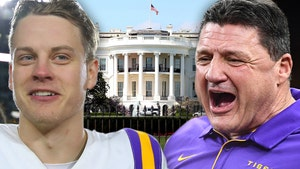 Ed Orgeron and LSU Tigers To Visit Trump's White House After Championship