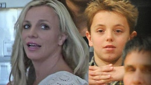 Britney Spears' Son Jayden Federline Says Mom May Never Sing Again