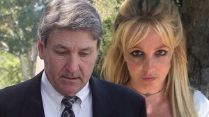 Britney Spears' Dad Says Too Soon for Her to Weigh in on Conservatorship