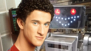 Dustin Diamond was Developing Ad Campaign with Screech's Robot Before Death